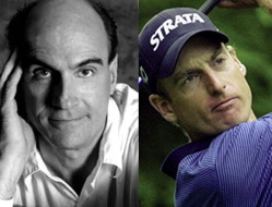James Taylor and Jim Furyk