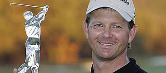 Retief Goosen Victorious at East Lake