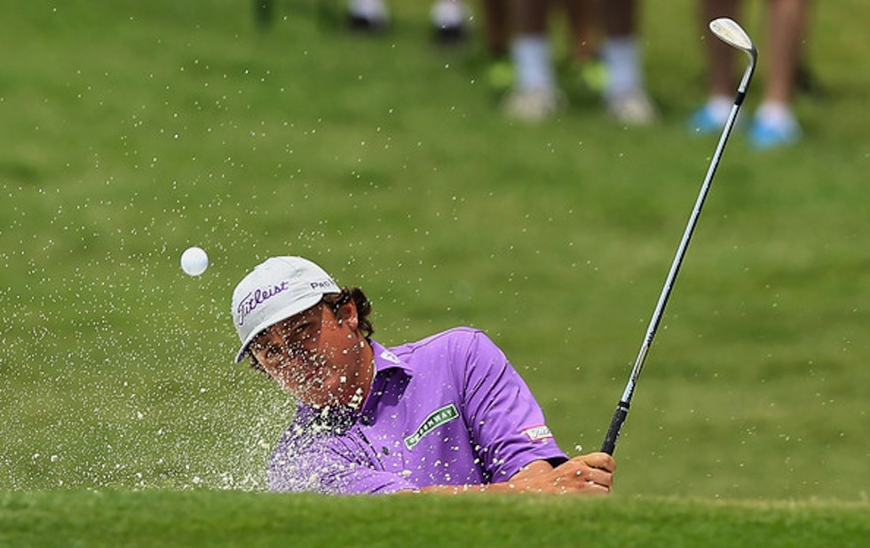 Jason Dufner 2012 Colonial Friday