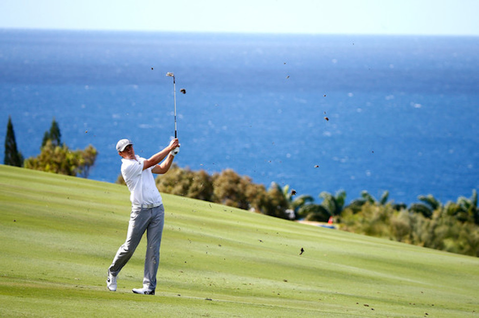 Jordan Spieth 2014 Tournament of Champions
