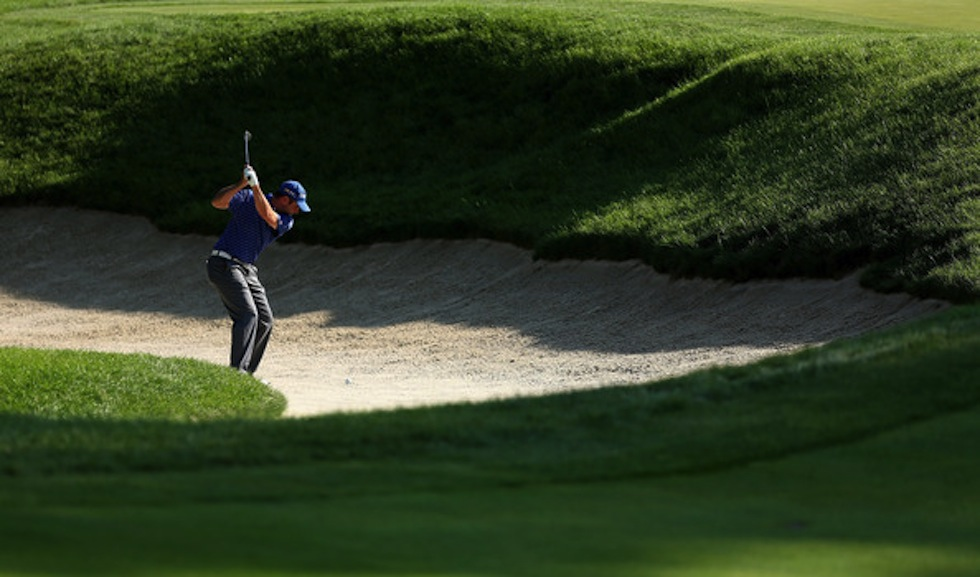 Josh Teather 2012 Deutsche Bank TPC Boston 5th Bunker.jpg
