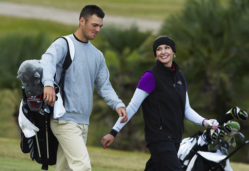 Nine Holes With Martin Kaymer (ProFiles) - The Sand Trap