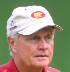Memorial Jack Nicklaus Headshot