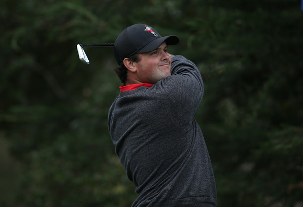 Patrick Reed 2014 Pebble Beach Friday