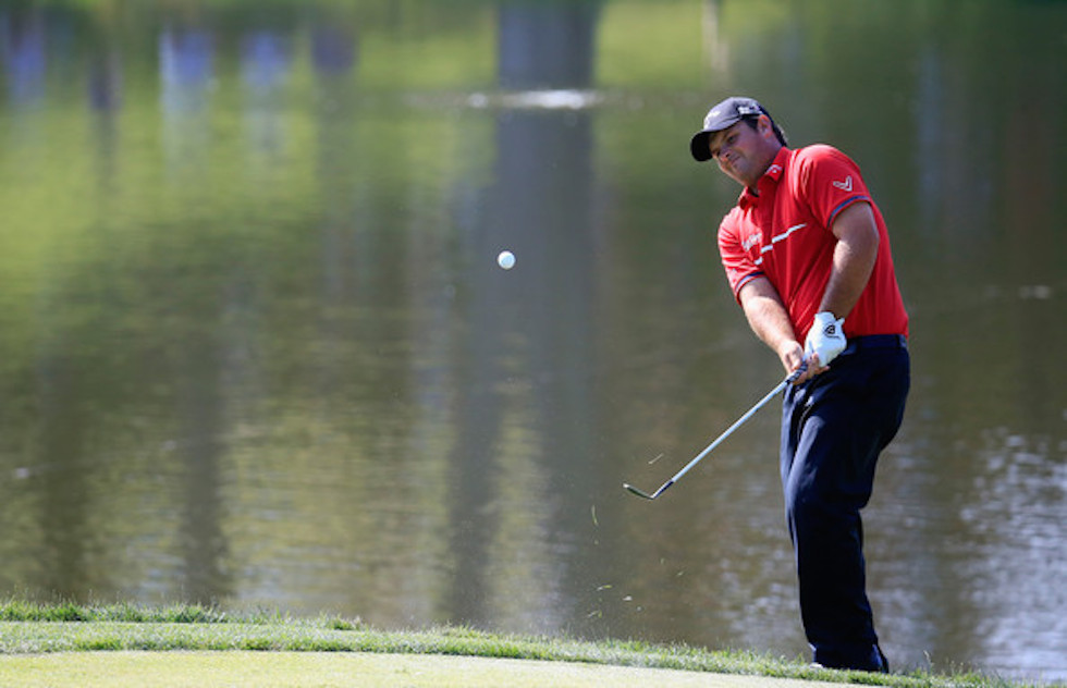 Patrick Reed Quicken Loans 2014 Sunday