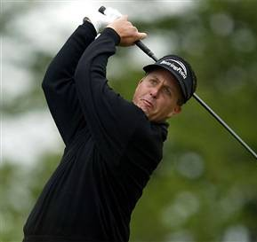 Mickelson in Black
