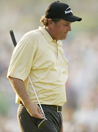 Phil Mickelson After U.S. Open Collapse