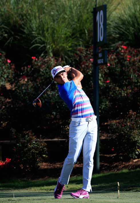 Rickie Fowler 2015 Players Sunday