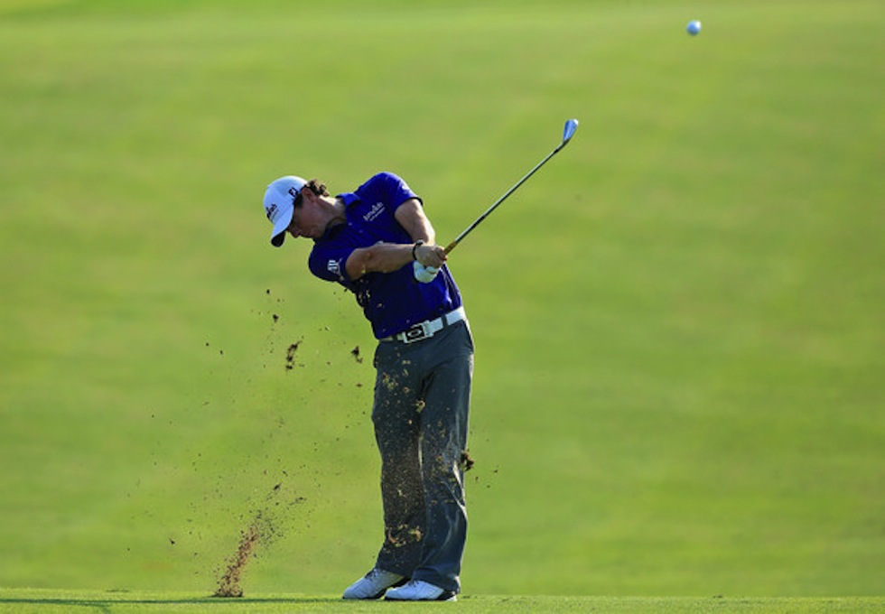 Rory McIlroy 2012 DP World Tour