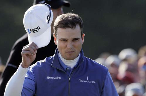 Zach Johnson Masters