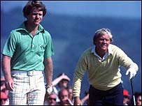 Watson and Nicklaus