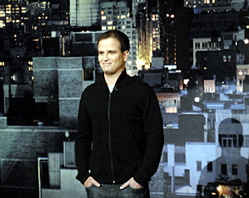 Zach Johnson on Letterman