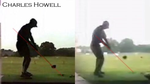 Howell on and off Plane