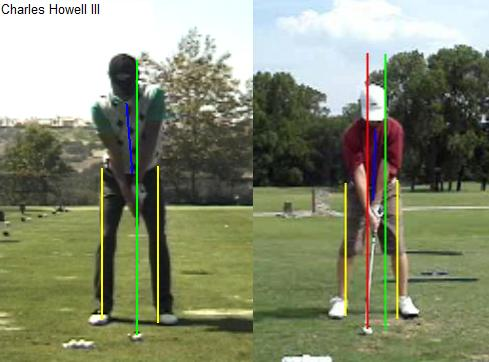 Charles Howell III vs Whip It Out iron face view