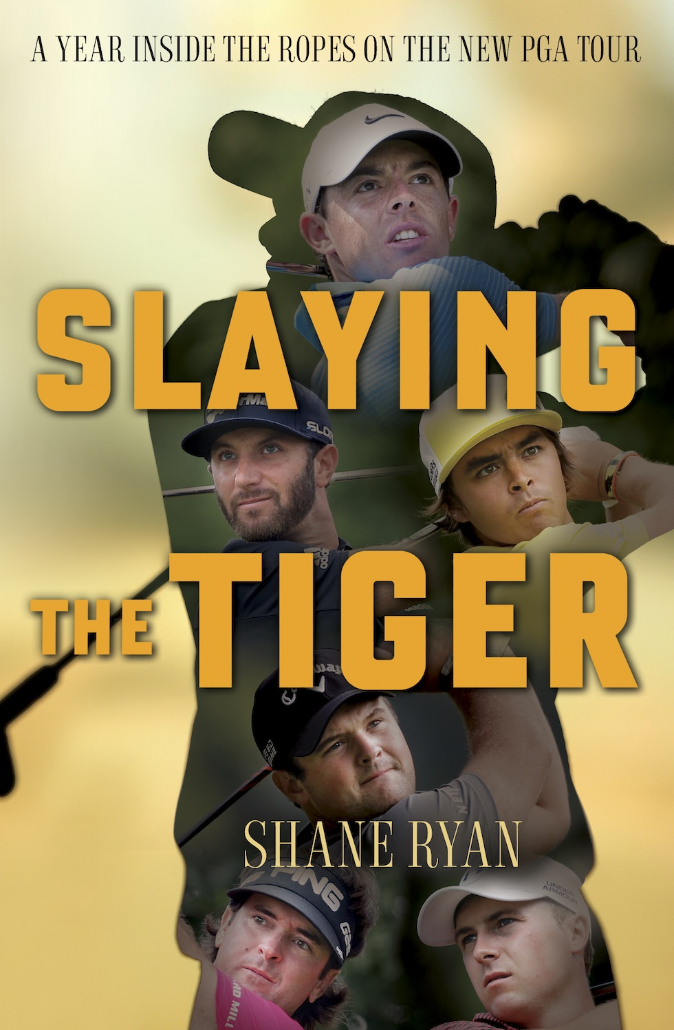 Slaying The Tiger Cover