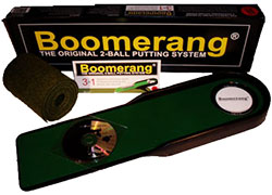 Boomerang Putting System Review Review Training The