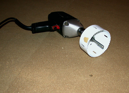 Putting Green Holesaw