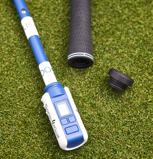 Special Golf Grip Assembly