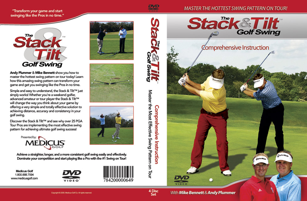 Stack and Tilt DVD Series