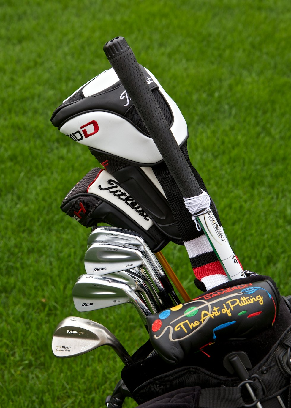 Swinkey in bag