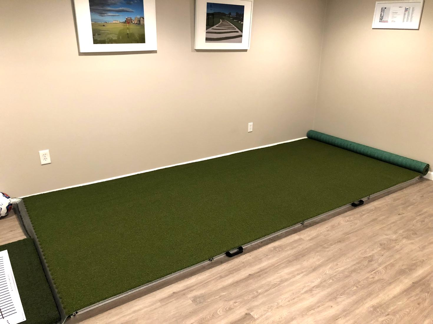 SynLawn Basement