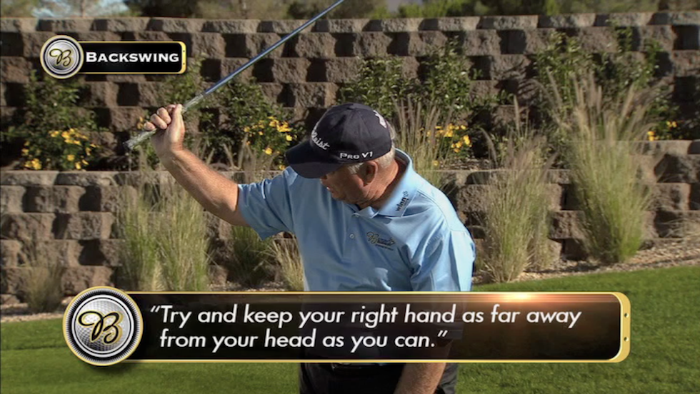 Butch Harmon About Golf Backswing 3
