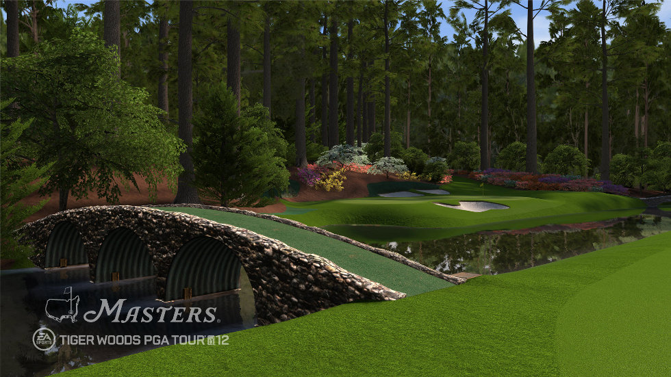 Tiger Woods PGA Tour 12 The Masters 12th Hole