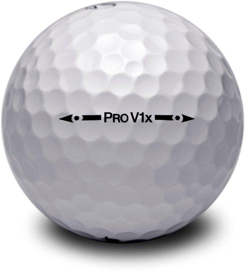New Pro V1 sidestamp