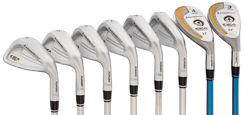 Adams Idea Pro Irons
