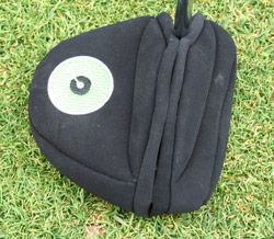 Heavy Putter Headcover