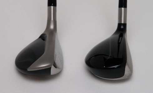 Comparison of MX-700 to TaylorMade 09