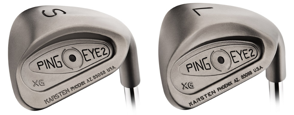 05e333608a10 Ping Eye 2 XG Wedges - Tour and Pre-Release Equipment - GolfWRX