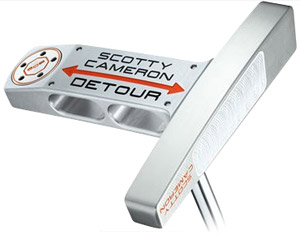 Scotty Cameron Detour Putter Hero