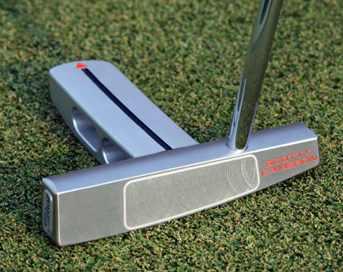 Scotty Cameron Detour Putter Face
