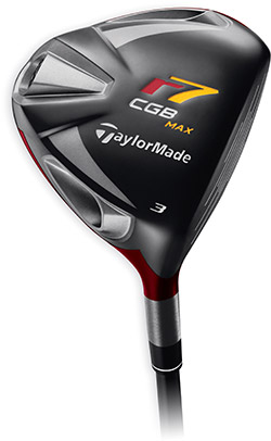 r7 CGB Max Fairway Wood Hero