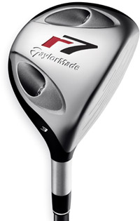 Taylormade R7 Fairway Sole