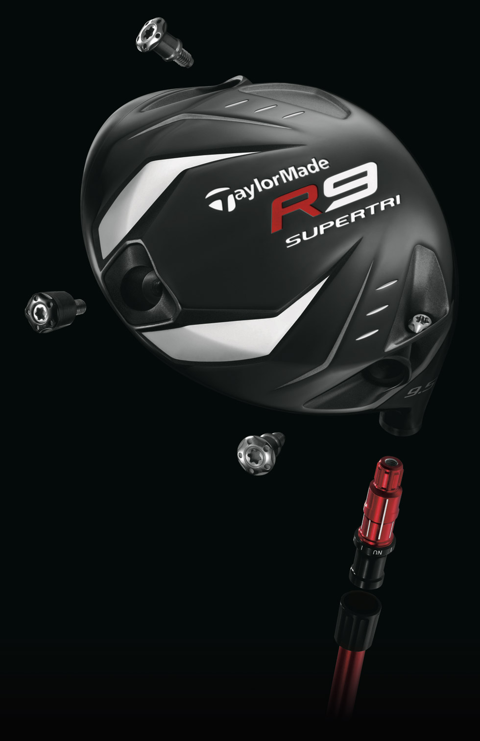 Taylormade R9 460 Driver Adjustments