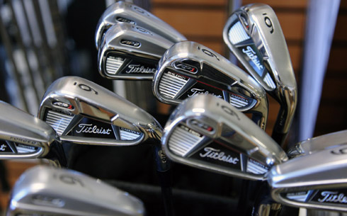 Titleist AP1 710 Six Irons