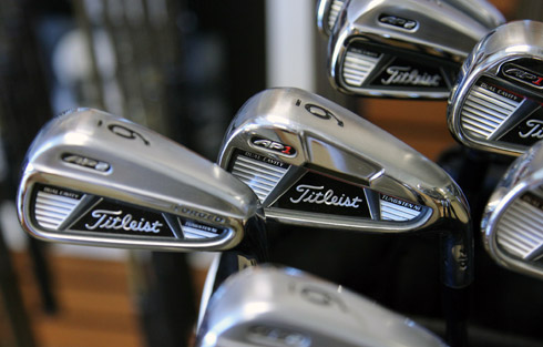 Titleist AP1 710 and AP2 710 Six Irons