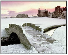 St. Andrews Snow
