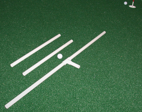 Putting Green Alignment