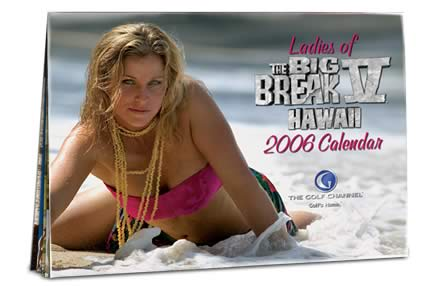 2006 Big Break V:Hawaii Calendar