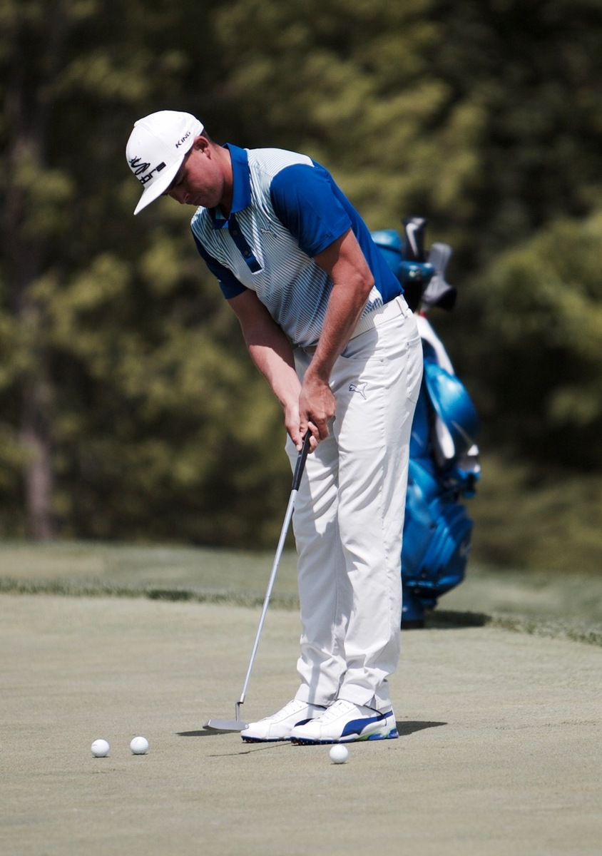 Rickie Fowler Putts