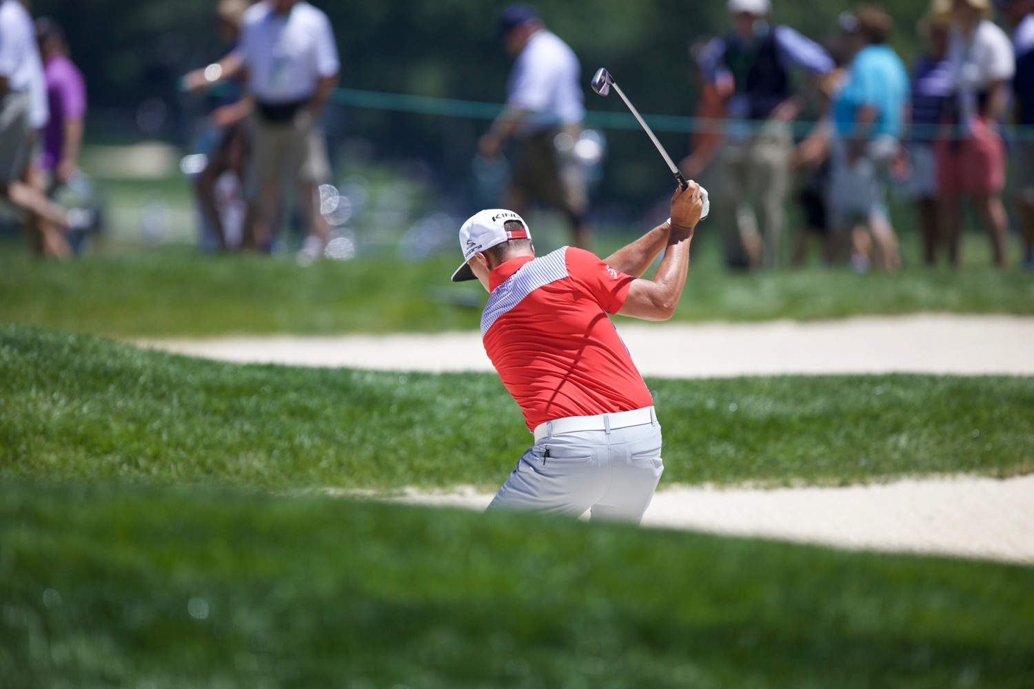 Rickie from the Bunker on #9