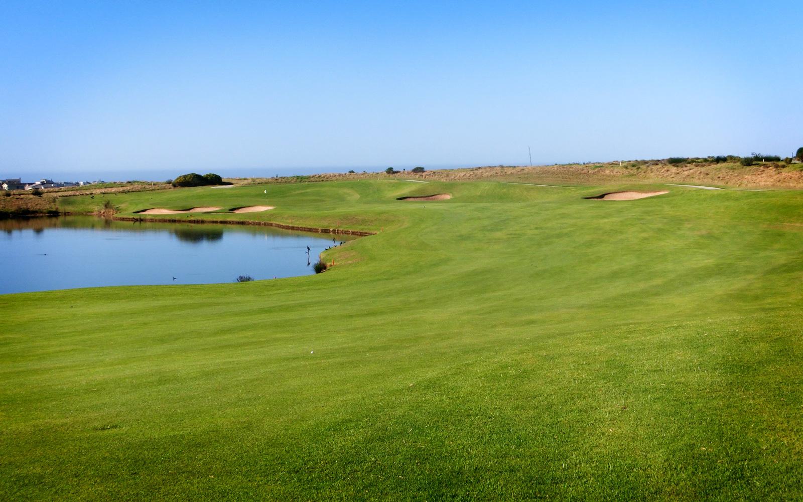 Oubaai Golf Club, Ernie Els, Garden Route
