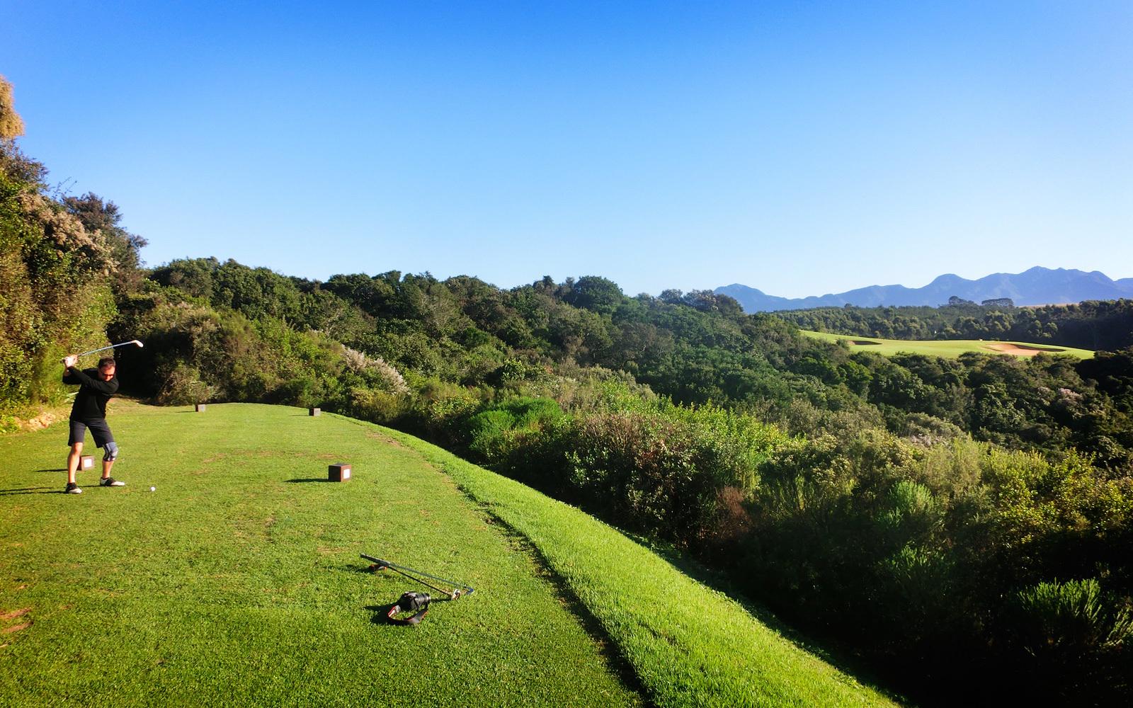 Oubaai Golf Club, Garden Route