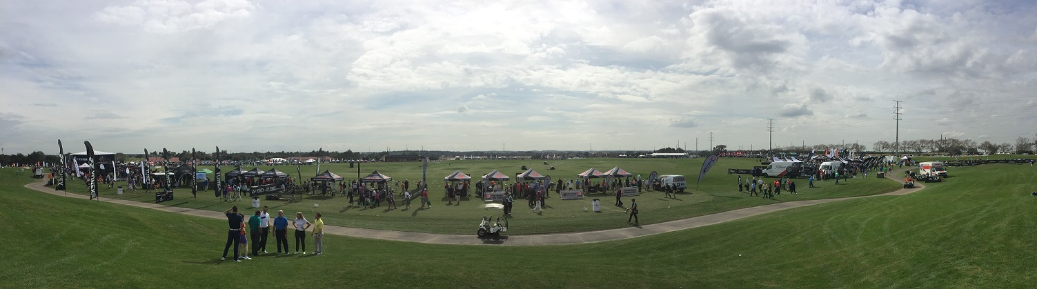 PGA Merchandise Show Demo Day 2016