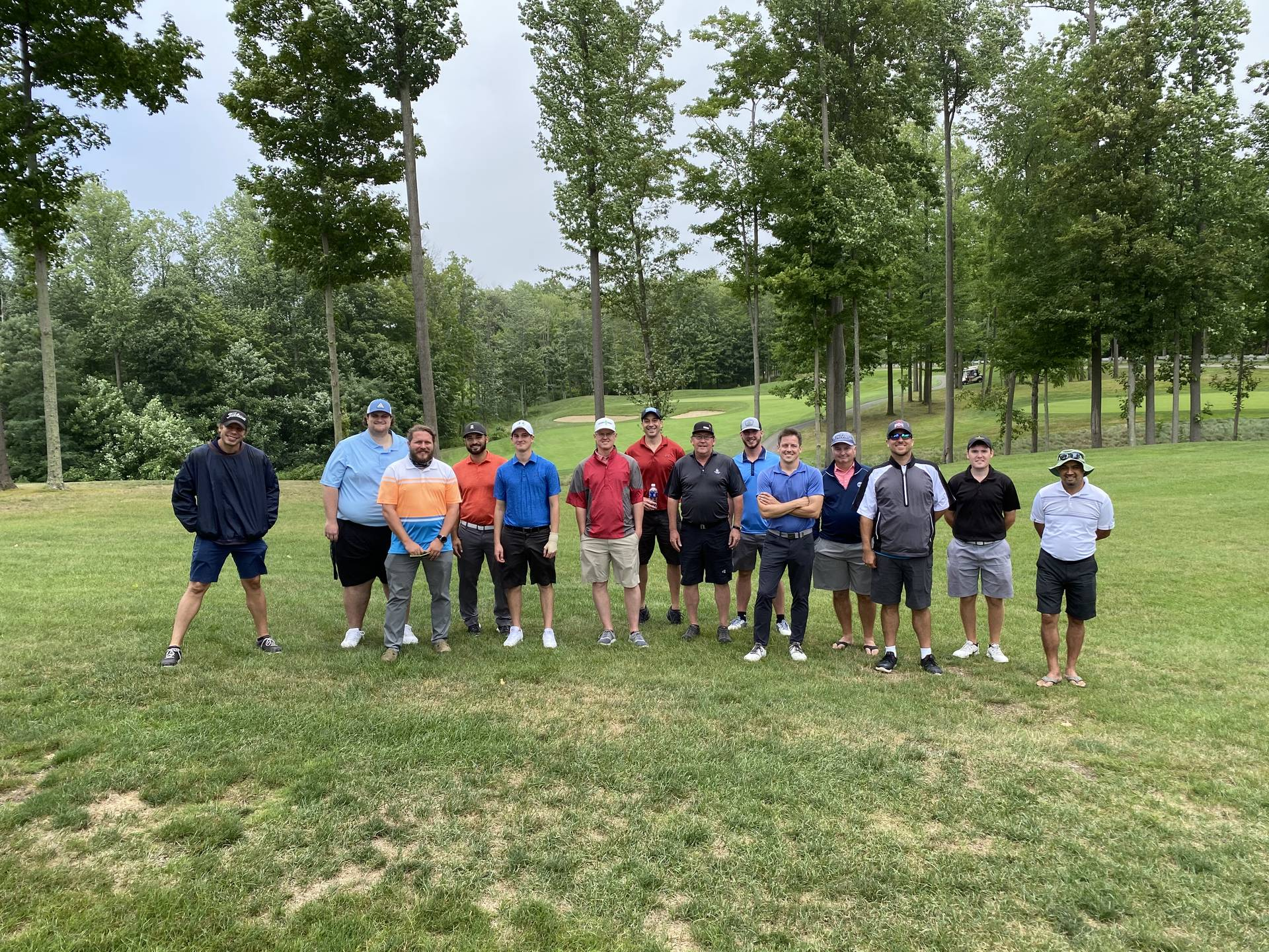 2020 Whispering Woods Outing