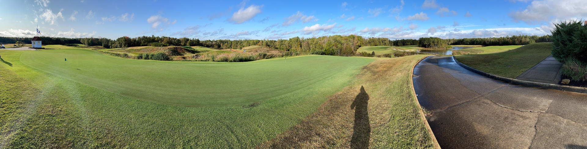 Afternoon Panorama, Royal New Kent