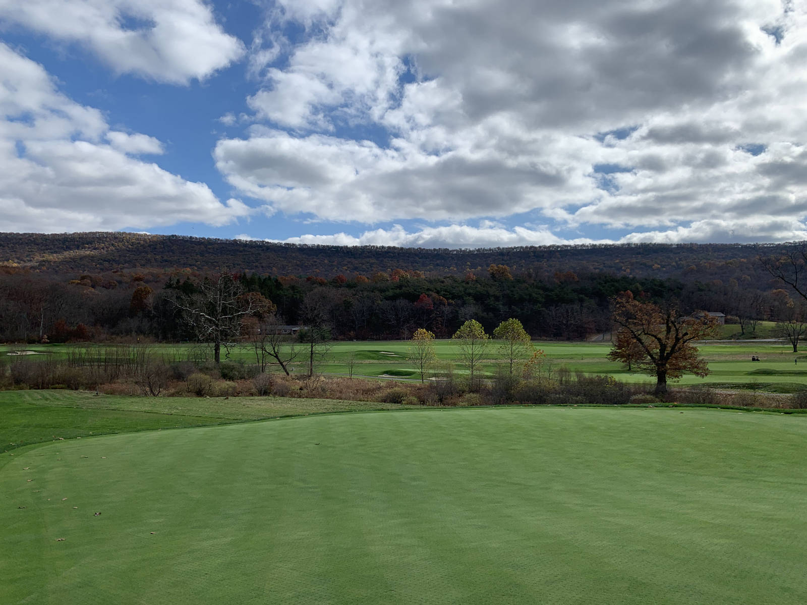 Old Course - Bedford Springs